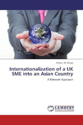 Internationalization of a UK SME into an Asian Country