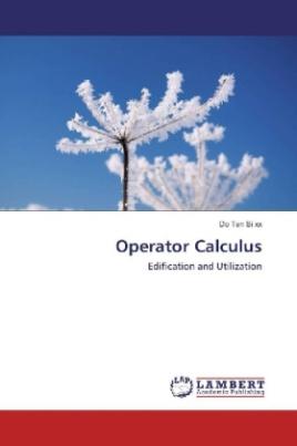 Operator Calculus
