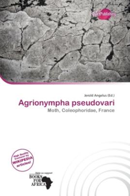 Agrionympha pseudovari