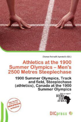 Athletics at the 1900 Summer Olympics - Men's 2500 Metres Steeplechase