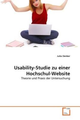 Usability-Studie zu einer Hochschul-Website
