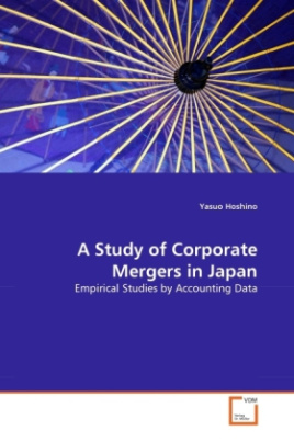 A Study of Corporate Mergers in Japan