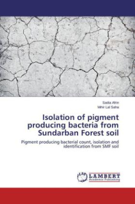 Isolation of pigment producing bacteria from Sundarban Forest soil