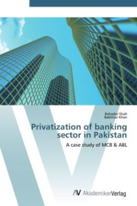 Privatization of banking sector in Pakistan