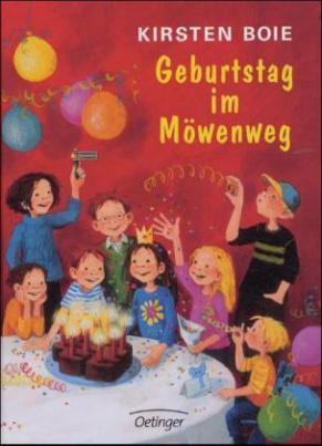 Geburtstag im Möwenweg