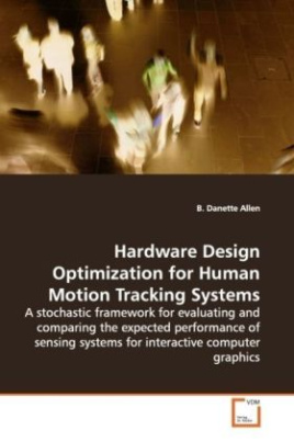 Hardware Design Optimization for Human Motion Tracking Systems