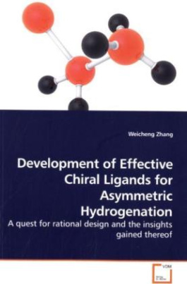 Development of Effective Chiral Ligands for Asymmetric Hydrogenation