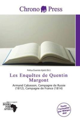 Les Enquêtes de Quentin Margont