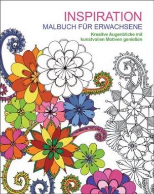 Malbuch für Erwachsene: Inspiration