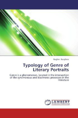 Typology of Genre of Literary Portraits
