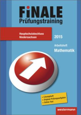 Hauptschulabschluss Niedersachsen, Arbeitsheft Mathematik
