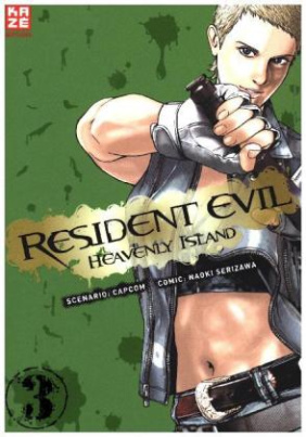 Resident Evil - Heavenly Island. Bd.3