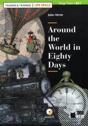 Around the World in Eighty Days, m. Audio-CD