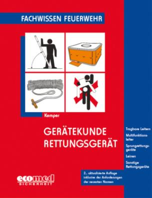 Gerätekunde, Rettungsgerät