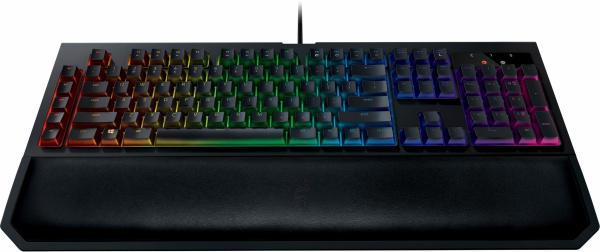 """RAZER Gaming-Tastatur """"BlackWidow Chroma V2"""" (Mechanische Tastatur, Green Switch)"""