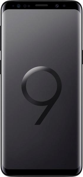 "SAMSUNG Smartphone ""Galaxy S9"" (5,77 Zoll, 64 GB, Android, LTE, schwarz, 2018)"