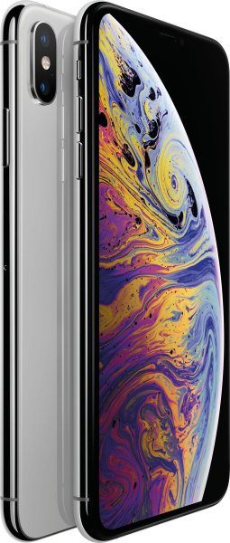 "APPLE Smartphone ""iPhone XS Max"" (256 GB, silber)"