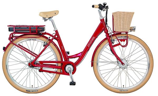 "PROPHETE E-Bike ""Retro"" (City, 28 Zoll, Frontmotor)"