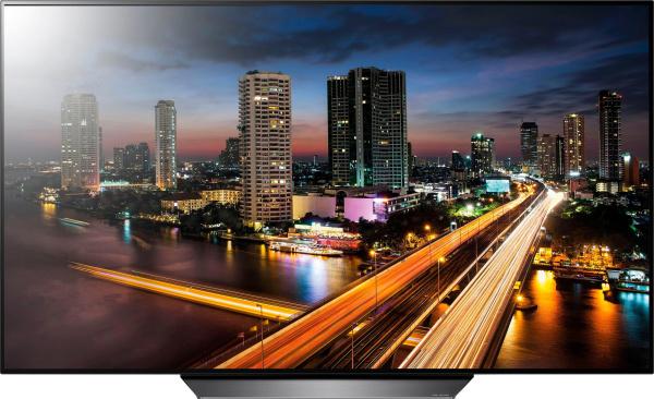 "LG Fernseher ""OLED55B8LLA"" (55 Zoll, 4K Ultra HD, OLED, Smart-TV)"