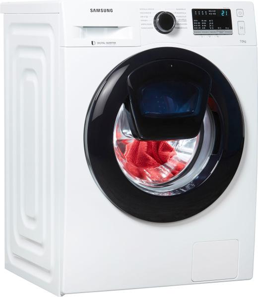 "SAMSUNG Waschmaschine ""WW4500 WW7EK44205W/EG"" (A+++, 7 kg, 1400 U/Min, AddWash)"