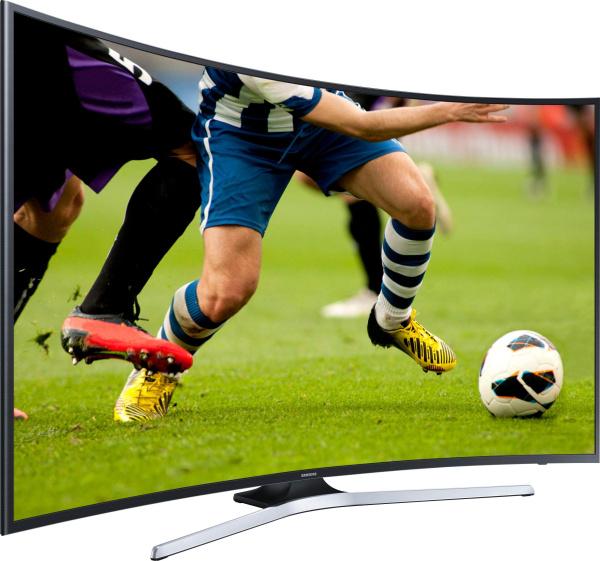 "SAMSUNG Fernseher ""UE49MU6279"" (49 Zoll, Curved, 4K Ultra-HD, LED, Smart-TV)"