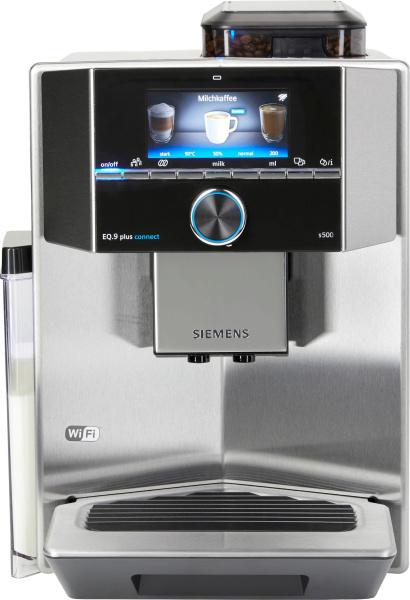 """SIEMENS Kaffeevollautomat """"EQ.9 s500 TI9555X1DE"""""""