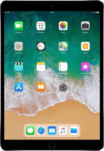 """APPLE Tablet """"iPad Pro"""" (10,5 Zoll, Wi-Fi 64 GB, grau)"""
