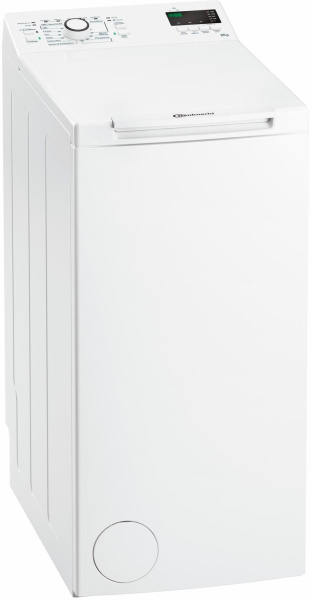 "BAUKNECHT Waschmaschine ""Toplader WAT Prime 652 Di"" (A++, 6 kg, 1200 U/Min)"