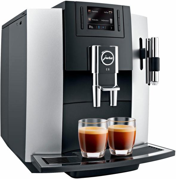"""JURA Kaffeevollautomat """"15084 E8"""" (15 bar, Kegelmahlwerk)"""