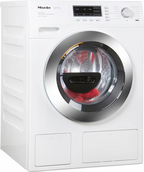 "MIELE Waschtrockner ""WTH 730 WPM"" (A, 7 kg / 4 kg, 1.600 U/Min)"