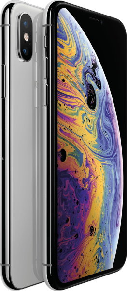 "APPLE Smartphone ""iPhone XS"" (64 GB, silber)"