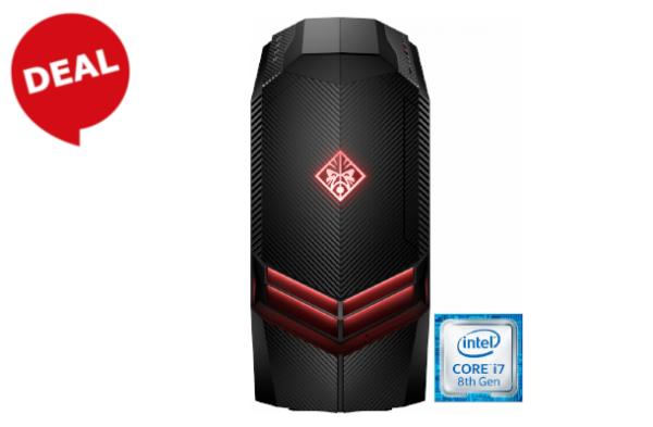 """OMEN by HP Gaming-PC """"880-173ng"""" (i7-8700, GTX 1080, 16 GB RAM, 256 GB SSD)"""
