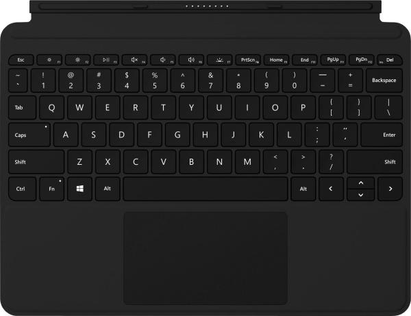"MICROSOFT Tastatur ""Surface Go Type Cover"" (Magnetanschluss, LED-Hintergrundbeleuchtung)"