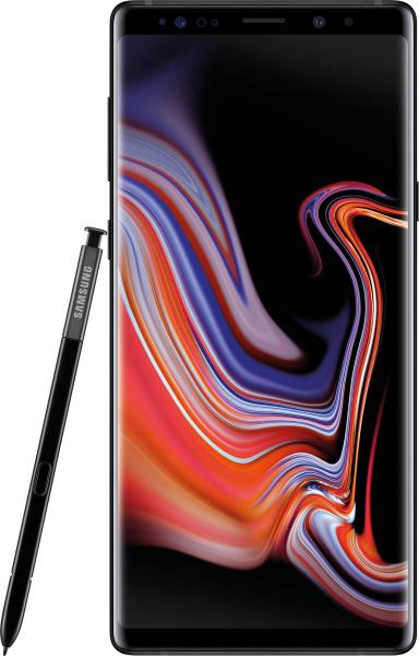 "SAMSUNG Smartphone ""Galaxy Note 9"" (6,4 Zoll, 128 GB, Android, schwarz, 2018)"