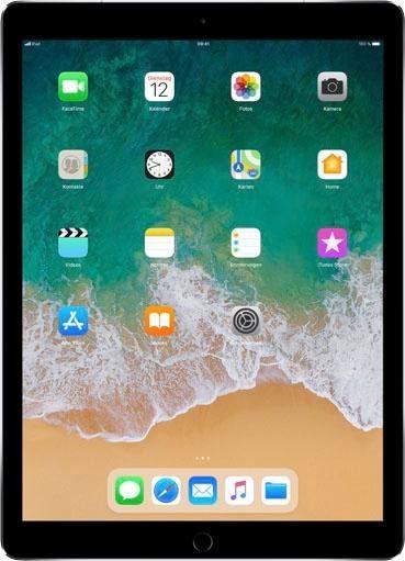 """APPLE Tablet """"iPad Pro"""" (12,9 Zoll, Wi-Fi + Cellular, 64 GB, grau)"""