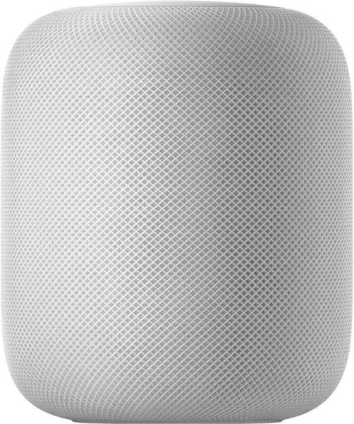 "APPLE Smart Speaker ""HomePod"" (Sprachsteuerung, Bluetooth, WLAN, weiß)"