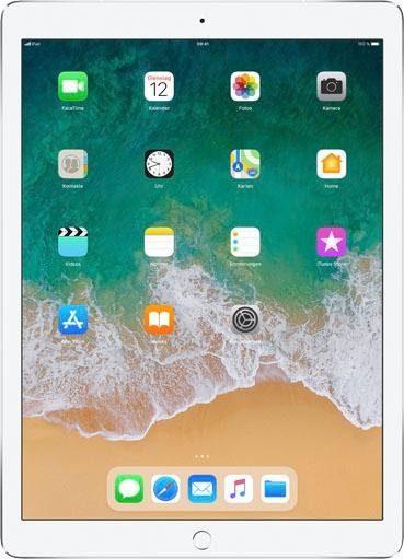 """APPLE Tablet """"iPad Pro"""" (12,9 Zoll, Wi-Fi + Cellular, 256 GB, silberfarben)"""
