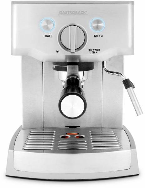 "GASTROBACK Espressomaschine ""Design Espresso Pro 42709"" (1000 W, 15 Bar)"