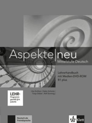 Lehrerhandbuch B1 plus, m. digitaler Medien-DVD-ROM