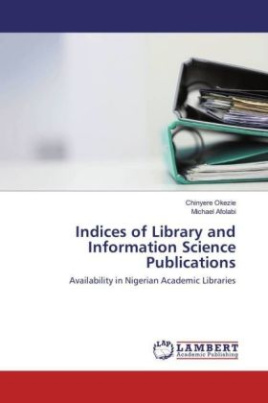 Indices of Library and Information Science Publications