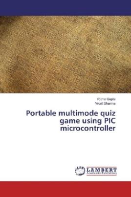 Portable multimode quiz game using PIC microcontroller