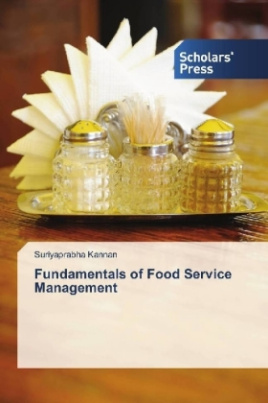 Fundamentals of Food Service Management