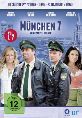 München 7 Komplettbox