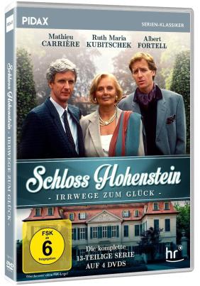 Schloss Hohenstein - Irrwege zum Glück