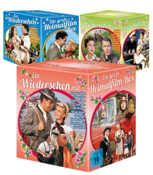 Die große Heimatfilm-Box 1-3