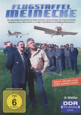 Flugstaffel Meinecke (DDR TV-Archiv)