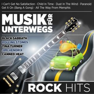 Musik für unterwegs: Rock Hits