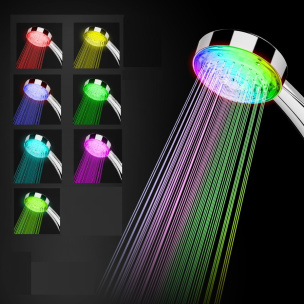 LED-Shower Duschkopf (Ihre private Wellness-Oase)