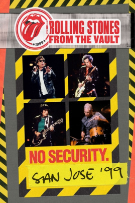 From The Vault: No Security-San Jose 1999 (DVD)