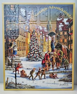 Nostalgie-Adventskalender